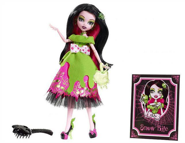 Monster High M�rchenpuppen - Schneebisschen (US-Version)
